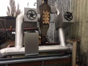 Trace Heating - Felixstowe